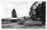 Auto Camp Cabins at Tomblers Lodge Mormon Lake Arizona