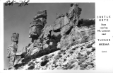 Castle Gate from road up Mt. Lemmon near Tucson Arizona