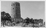 Indian Watchtower at Desert View, Grand Canyon National Park, Arizona