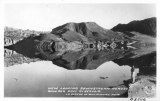 View Looking Downstream across Boulder Dam Resevoir U.S. Bureau of Reclamation Photo