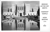 "Arizona Latter Day Saints ""Mormon Temple"" Mesa Arizona"