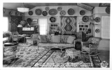 Living Room in Main Ranch House, EL Rancho Robles, Oracle, Arizona