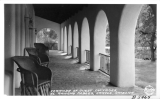 Veranda of Guest Cottages, El Rancho Robles, Oracle, Arizona