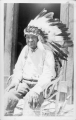 Capt. [...] Piute Indian Age About 140 June Lake Indian Village