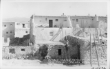 "Pueblo Indian Homes at Acoma, New Mexico, ""The Sky City"""