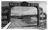 Mike Kirk Trading Post, Manuelito, New Mexico