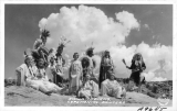 Kiowa Indians, Ceremonial Dancers