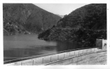 San Dimas Dam and Water