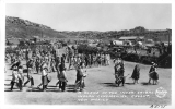 A Scene at the Inter-Tribal Indian Ceremonial, Gallup, New Mexico