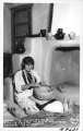 Pabalita Chavarria, Santa Clara Indian Pottery Maker, New Mexico