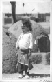 John Concha, Youthful Taos Pueblo Dancer, New Mexico