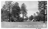 Forest Service Row - truck Park County 1818 CCC - Camp Victorio, New Mexico