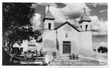 Historic Old Mission, Santa Cruz, New Mexico