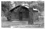 """Miss Aristocrat"" Cabin, Carter's Lodge, Ruidoso, New Mexico"