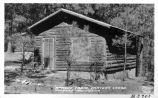 """Apache Cabin"", Carter's Lodge, Ruidoso, New Mexico"