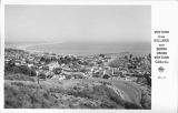 Ventura from Hillside near Serra Cross Ventura California