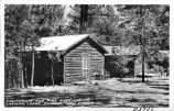 Cabin, Carter's Lodge, Ruidoso, New Mexico