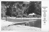 Swimming Pool at Pfeiffer Big Sur State Park Big Sur California