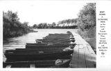 Boat Docks at Sycamore Park On the Scenic and Famous Sacramento River Located Between Isleton and Rio