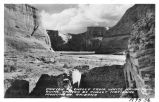 Canyon de Chelly from White House Ruins, Canyon de Chelly National Monument, Arizona