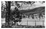 "White Mountain ""Old Baldy, alt.12,003 ft. from Mescalero Apache Indian Res., New Mexico"