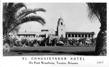 El Conquistador Hotel on East Broadway, Tucson, Arizona