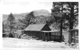 Boulder Lodge Cabins Among the Pines Overlooking June Lake