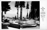 The Swimming Pool at the Tahoe Tavern; Lake Tahoe, California