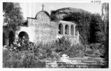 San Juan Capistrano Mission , California - Founded Nov. 1, 1776 by Fray Junipero Sierra