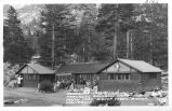 Headquarters Building Parchers Rainbow Camp South Fork, Bishop Creek, Bishop, California