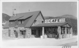 Meeker's Cafe, Cajon, California