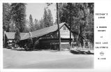 Freeman's Lodge, Bass Lake, California