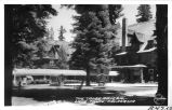 The Tahoe tavern, Lake Tahoe, California
