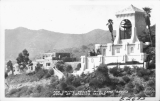 The Chime Tower and Zane Grey's Home at Catalina Island