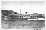 S.S. Phoenix, The Glass Bottom Boat at Catalina Island