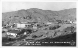 A Birds' Eye View of Randsburg, California