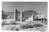 Ruins in Rhyolite, Nevada