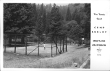 The Tennis Court Camp Seeley Crestline California
