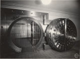 First National Bank Safe Deposit Vault