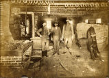 Unidentified Blacksmith Shop