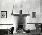 Palomares Adobe Fireplace