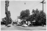 Garey Avenue Looking North from Alvarado