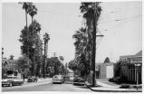 Garey Avenue Looking North from Pearl