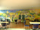 Cal Poly Pomona Student Center between corridor 1300 and Round Table