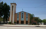Sacred Heart Catholic church 1215 S. Hamilton Blvd. Pomona, Ca. 91766