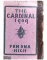 Pomona High School 1909